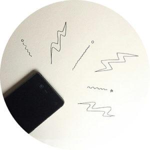スマホと電磁波
