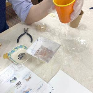 インテリア風水 オルゴナイト 作り方